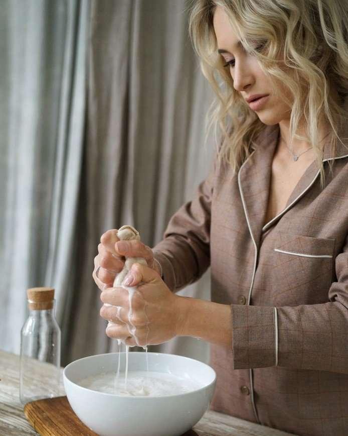 «Боитесь дрожжей?»: Мария Кравцова поделилась рецептом булочек