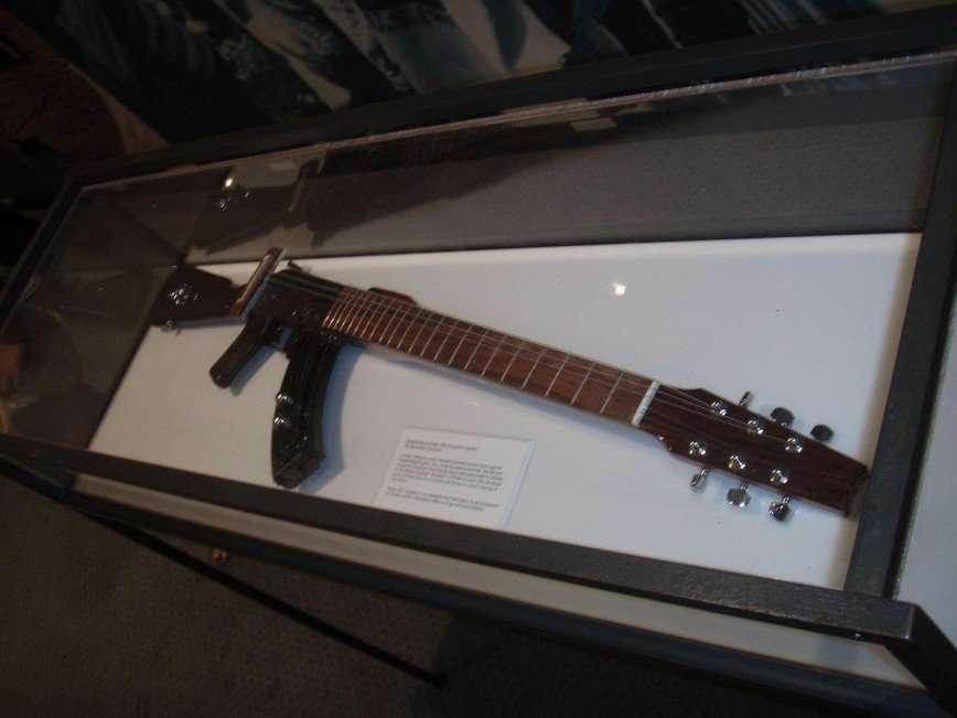 Необычные музыкальные инструменты