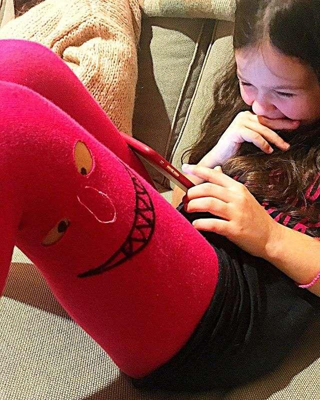 «Свет очей моих подслеповатых»: Алексей Макаров рассмешил снимком дочери