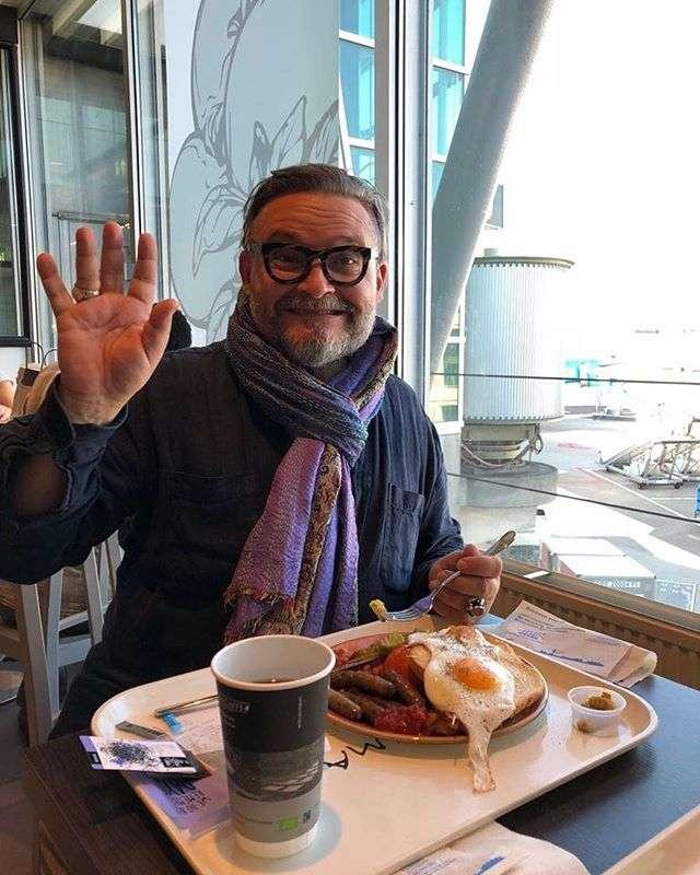 «Завтрак должен быть обильным»: Александр Васильев удивил количеством еды в тарелке