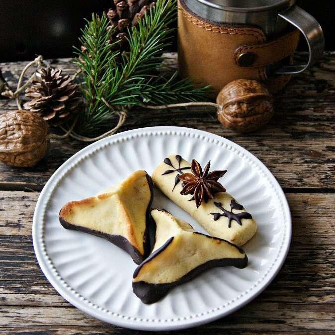 Новогодняя выпечка: готовим праздничное печенье