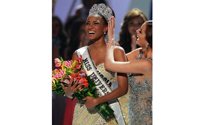 Финал конкурса «Миссис Вселенная-2012»