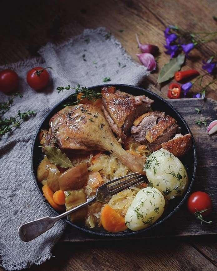 Что приготовить из утки к праздничному столу и не только