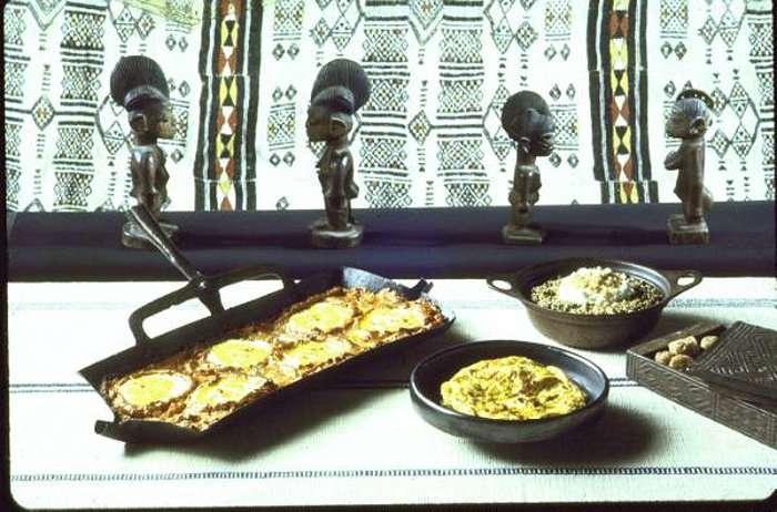 Традиционные завтраки из разных стран мира