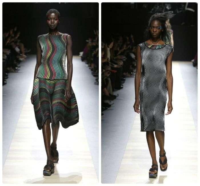 Одежда, которую не шьют, а выпекают, как печенье: инновационный дизайн от японского бренда