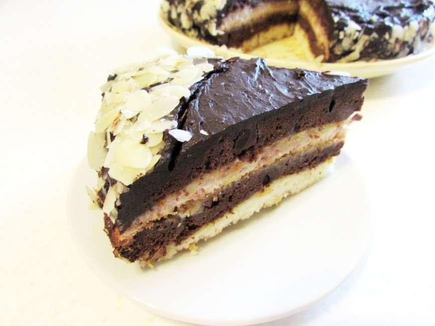 Торт «Лунный трюфель»