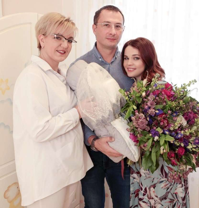 Екатерина Вуличенко рассказала о послеродовой депрессии