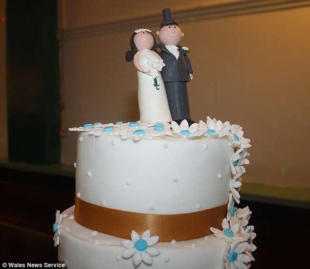 В Уэльсе сыграли свадьбу за 758 фунтов
