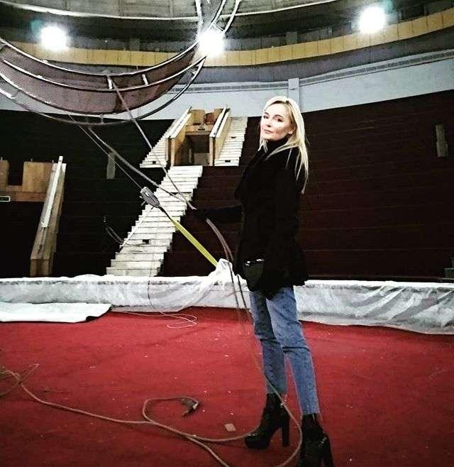 Лариса Вербицкая советует фейсбилдинг, чтобы выглядеть хорошо