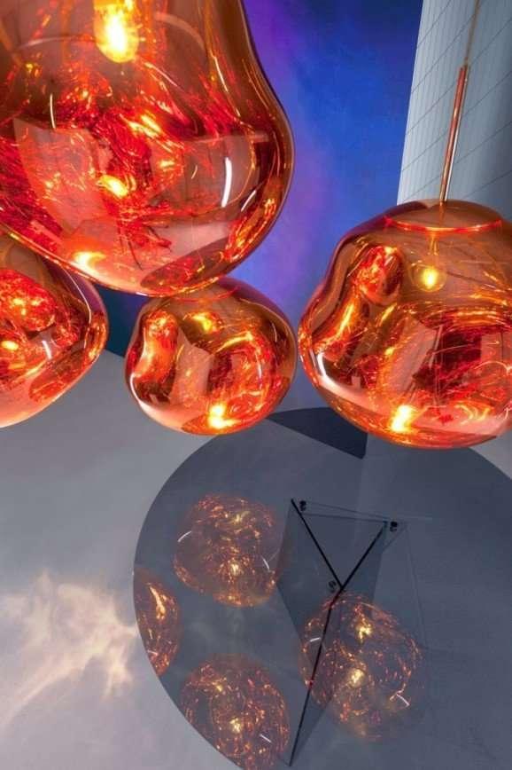 Лампы MELT от Тома Диксона