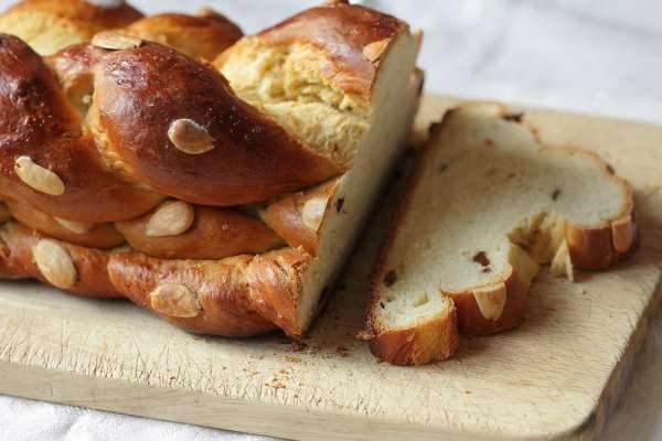Ваночка - чешский рождественский хлеб