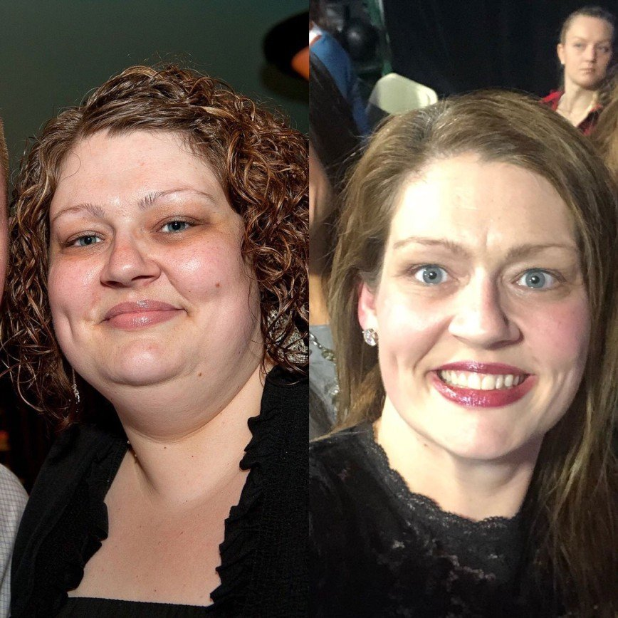 Американка за два года похудела на 70 килограммов