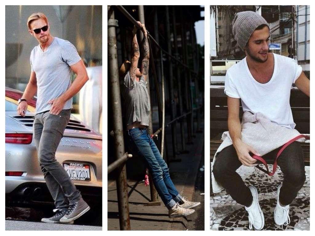f7363f4ff63bad З чим носити чоловічі джинси і як їх вибрати - Crazytrend