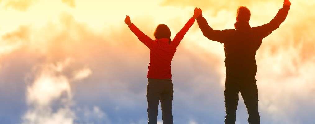 Як відсвяткувати успіх чоловіка?
